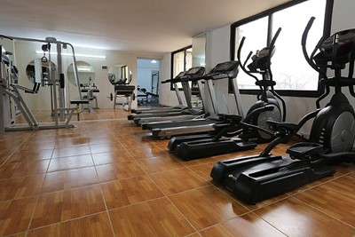 Valley View Hotel GYM
